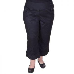 Панталон с дължина 7/8 голям размер