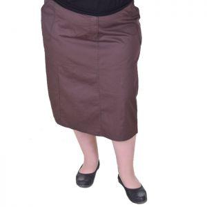 Голям размер спортно-елегантна пола