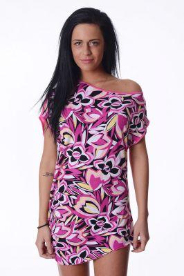 Дамска туника тип къса рокля
