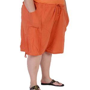 Дамски къси панталони макси размер