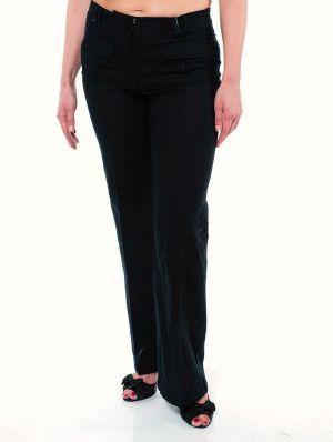 Дамски ленен панталон