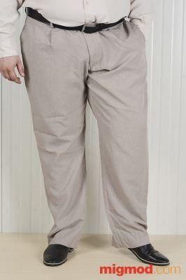 Официален Мъжки Панталон Голям Номер