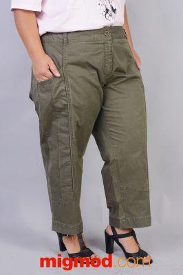 Дамски панталони размер 7/8 гоялм размер