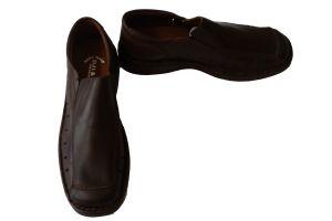 Мъжки летни обувки от естествена кожа