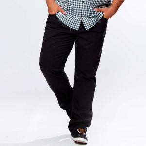 Мъжки черни панталони макси размер