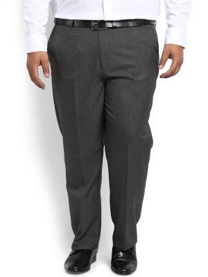 Мъжки официален панталон голям размер