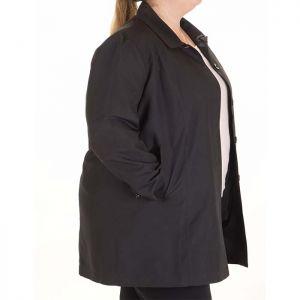 Голям размер дамски шлифер