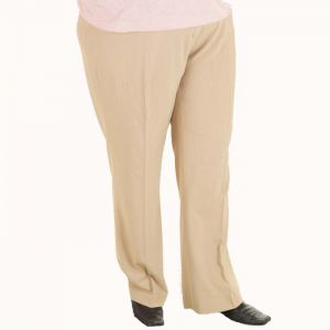 Голям размер дамски официален панталон
