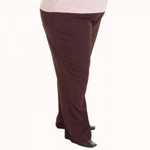 Макси номер дамски панталон с еластичен колан