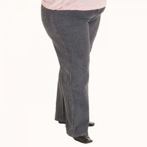 Голям размер дамски дънки