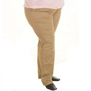Дамски панталон голям размер