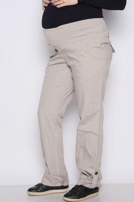 Панталон за бременни жени с еластичен колан