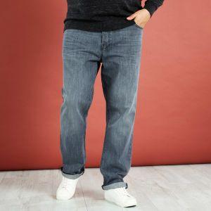 Мъжки дънки голям номер