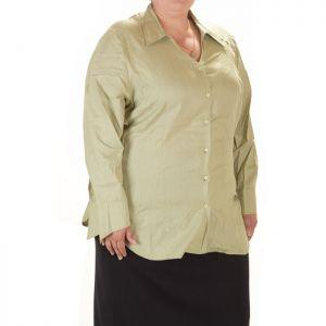 Дамска риза голям номер