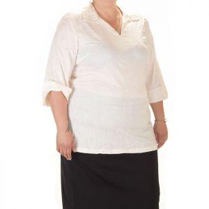 Дамска риза голям размер