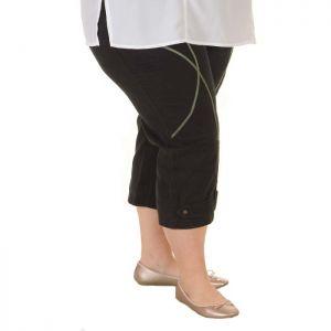 Дамски панталони 7/8 голям размер