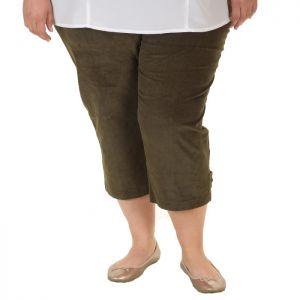 Дамски панталони 7/8 макси размер