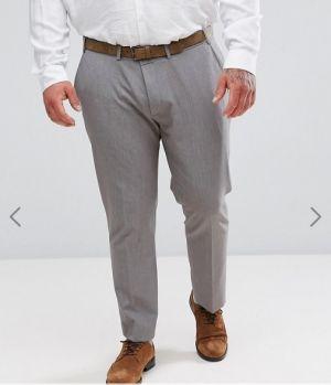 Голям рамзер мъжки официален панталон