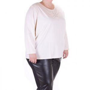 Официална дамска блуза голям размер