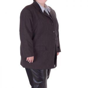 Голям номер дамско палто