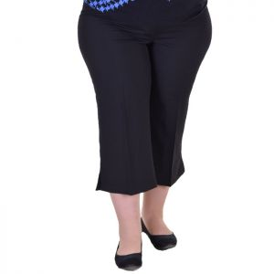 Елегантни дамски панталони макси размер