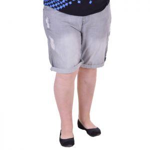 Елегантни дамски дънки макси размер