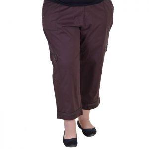 Голям размер дамски летен панталон