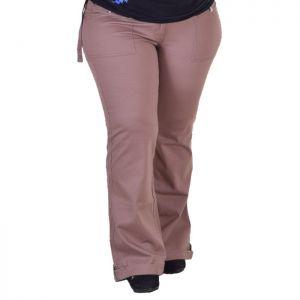 Елегантен дамски панталон макси номер