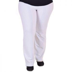 Летен дамски панталон голям размер