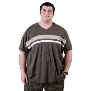Макси номер мъжка тениска 6XL