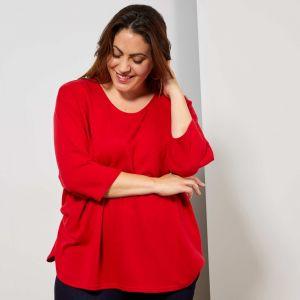Голям номер дамска блуза