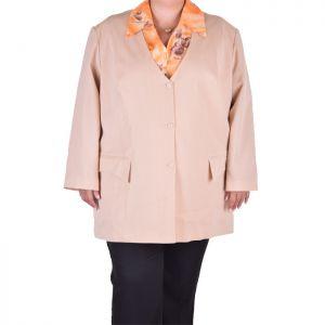 Официално дамско сако макси размер