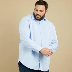 Голям размер мъжка риза 4XL-7XL