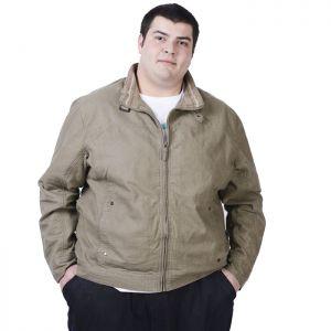 Голям размер мъжко пролетно яке