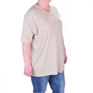 Макси размер дамска тениска