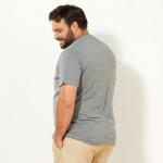 Голям размер мъжка тениска