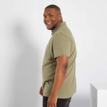 Мъжка блуза тип поло размер Гигант