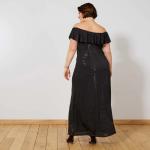 Секси-елегантна коктейлна рокля