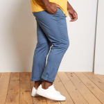 Голям размер мъжки спортно-елегантен панталон