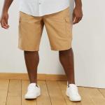 Голям размер мъжки карго панталони